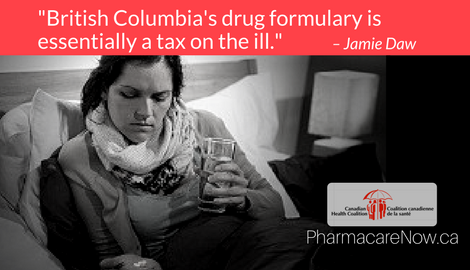 BC's public drug plan requires high users to pay more. There are better ways to provide medicine to those who need it.